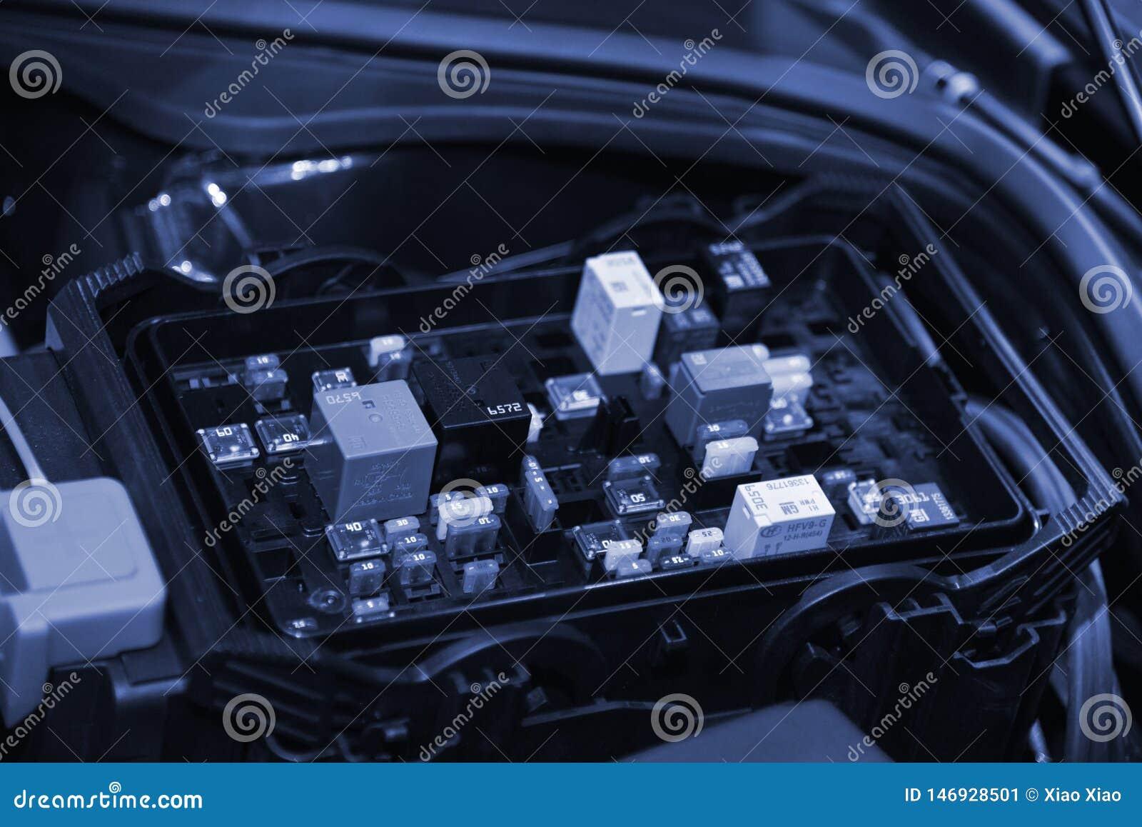 Automobilleiterplatte