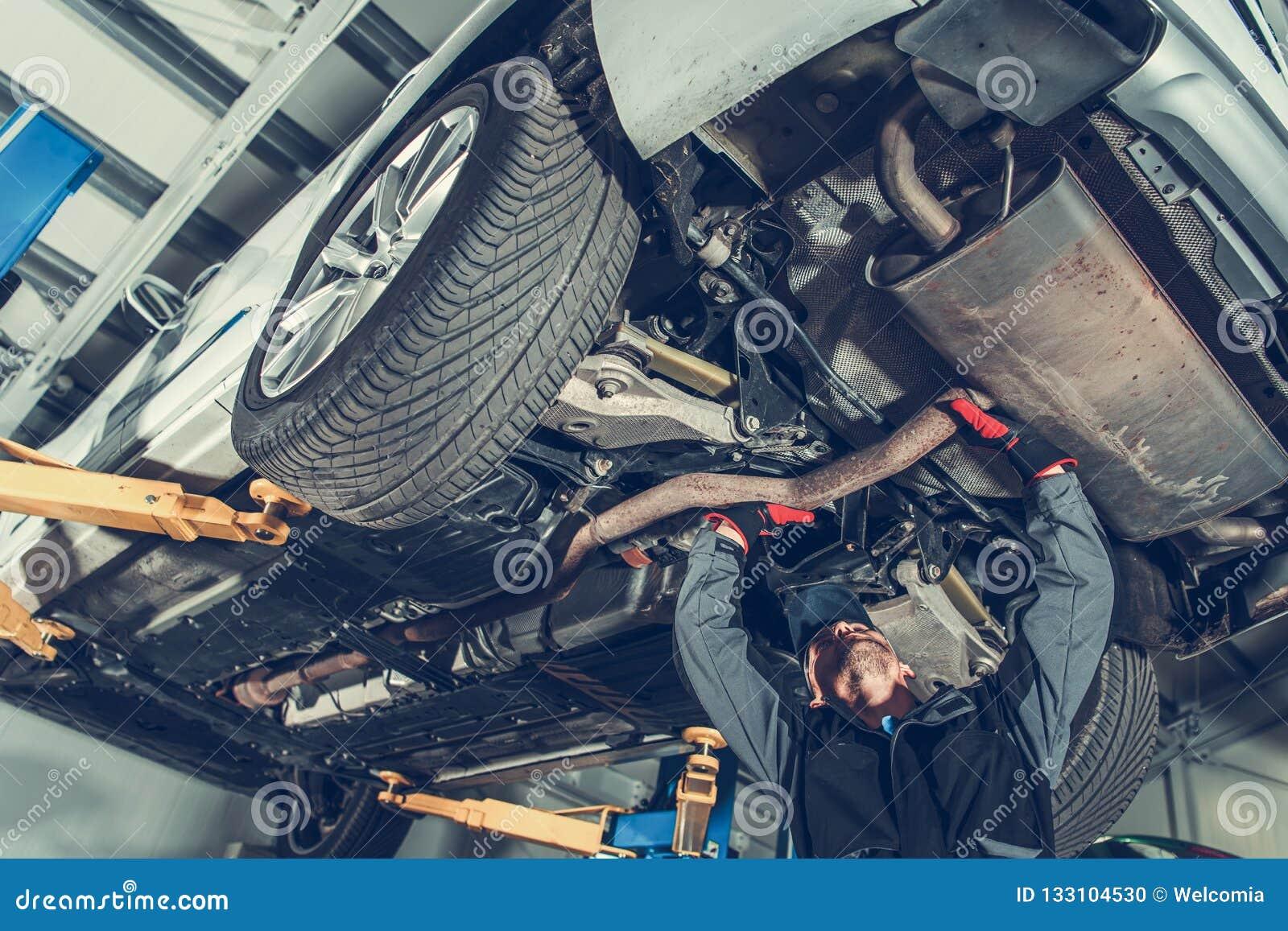 Automobilowa mechanik praca