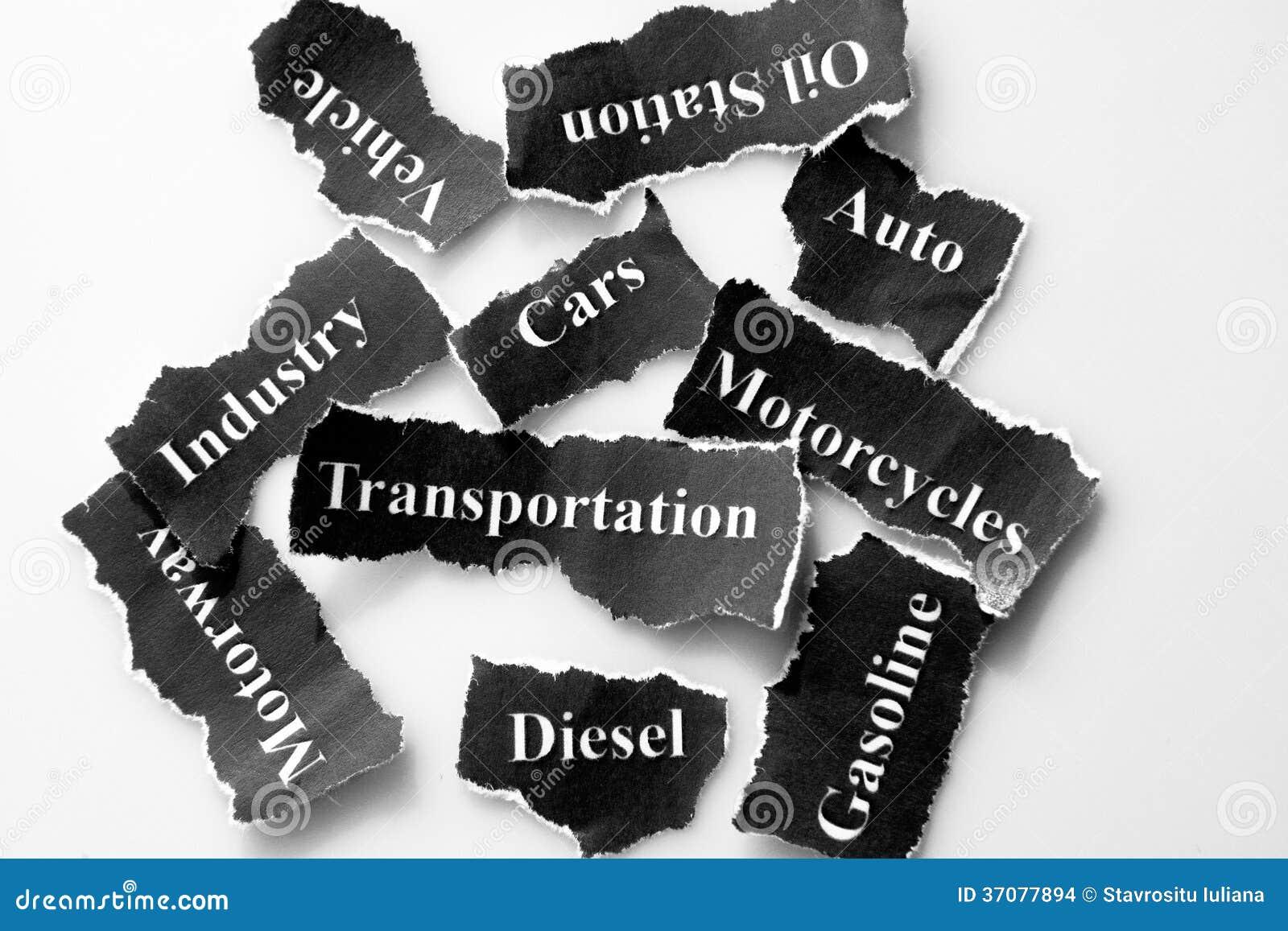 Download Automobilowy przemysł zdjęcie stock. Obraz złożonej z przejażdżka - 37077894