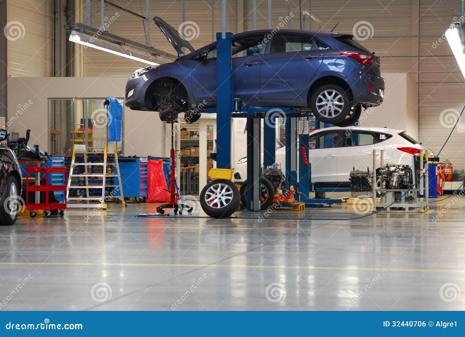 Automobilservice
