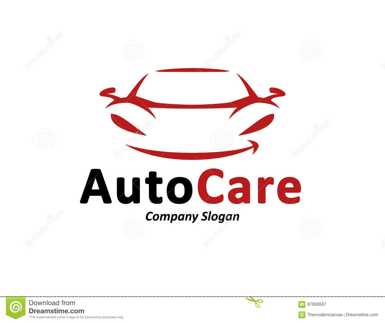 High end car logo designs