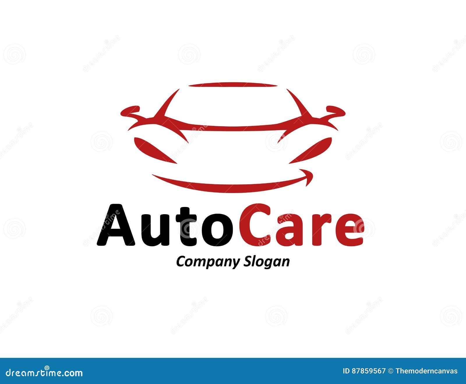 High end car logo designs