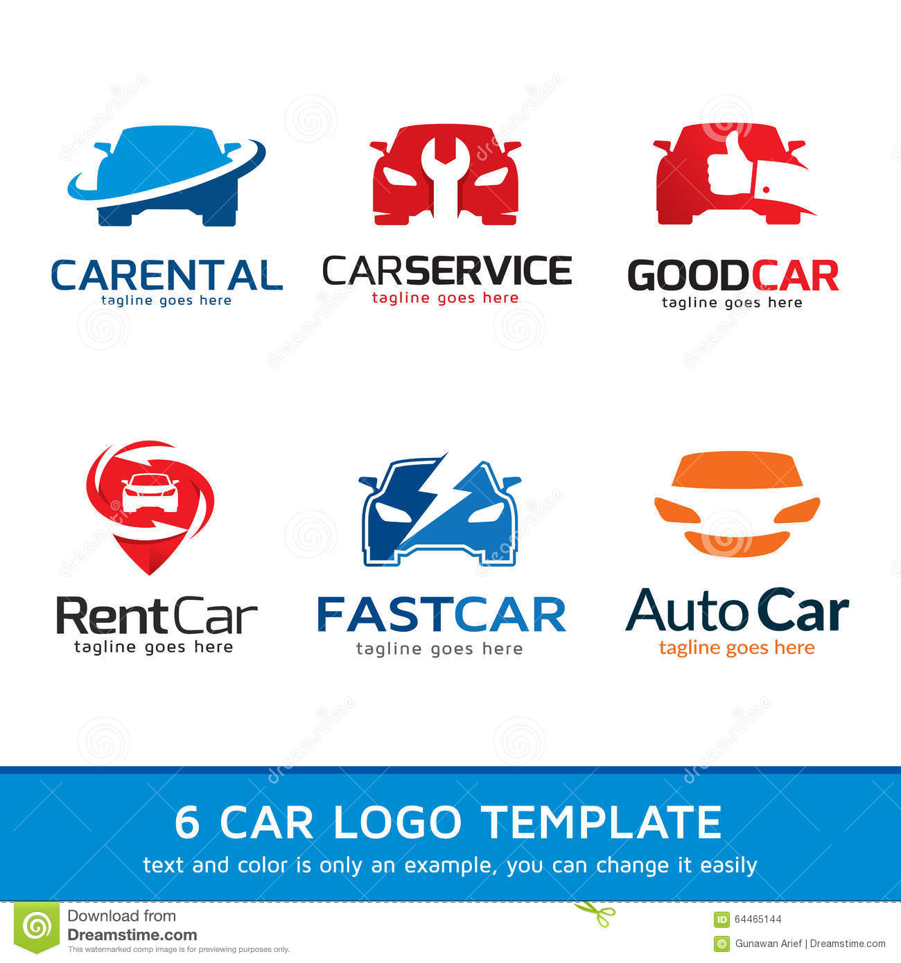 Automotive car logo template design stock vector illustration of download automotive car logo template design stock vector illustration of rent faster 64465144 flashek Images