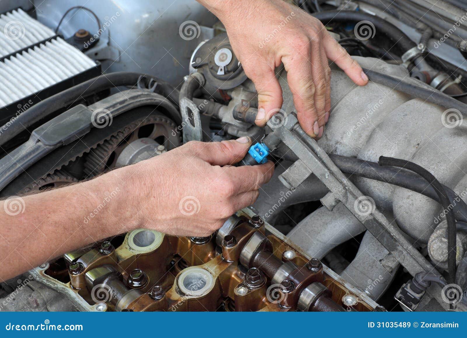 gasoline mechanic