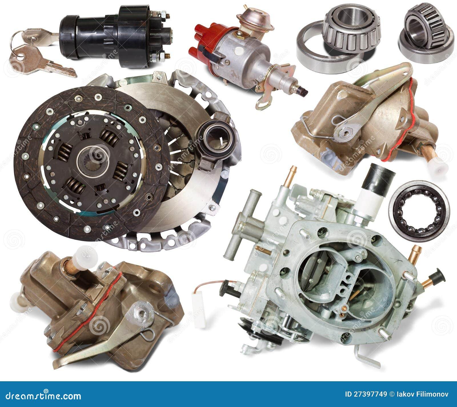 Car Parts Photos Names