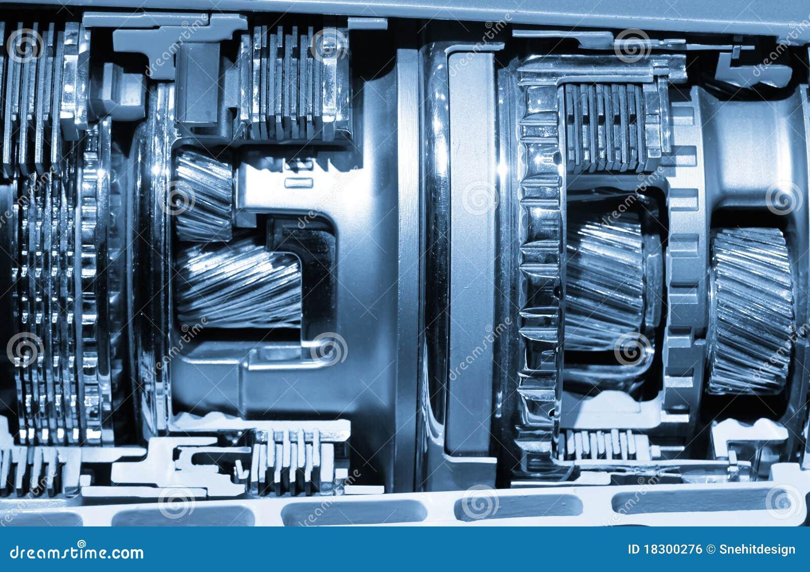 automotive transmission royalty free stock image