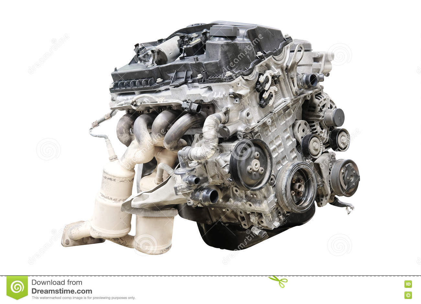 Automotor getrennt stockfoto. Bild von weiß, stellring - 79994562