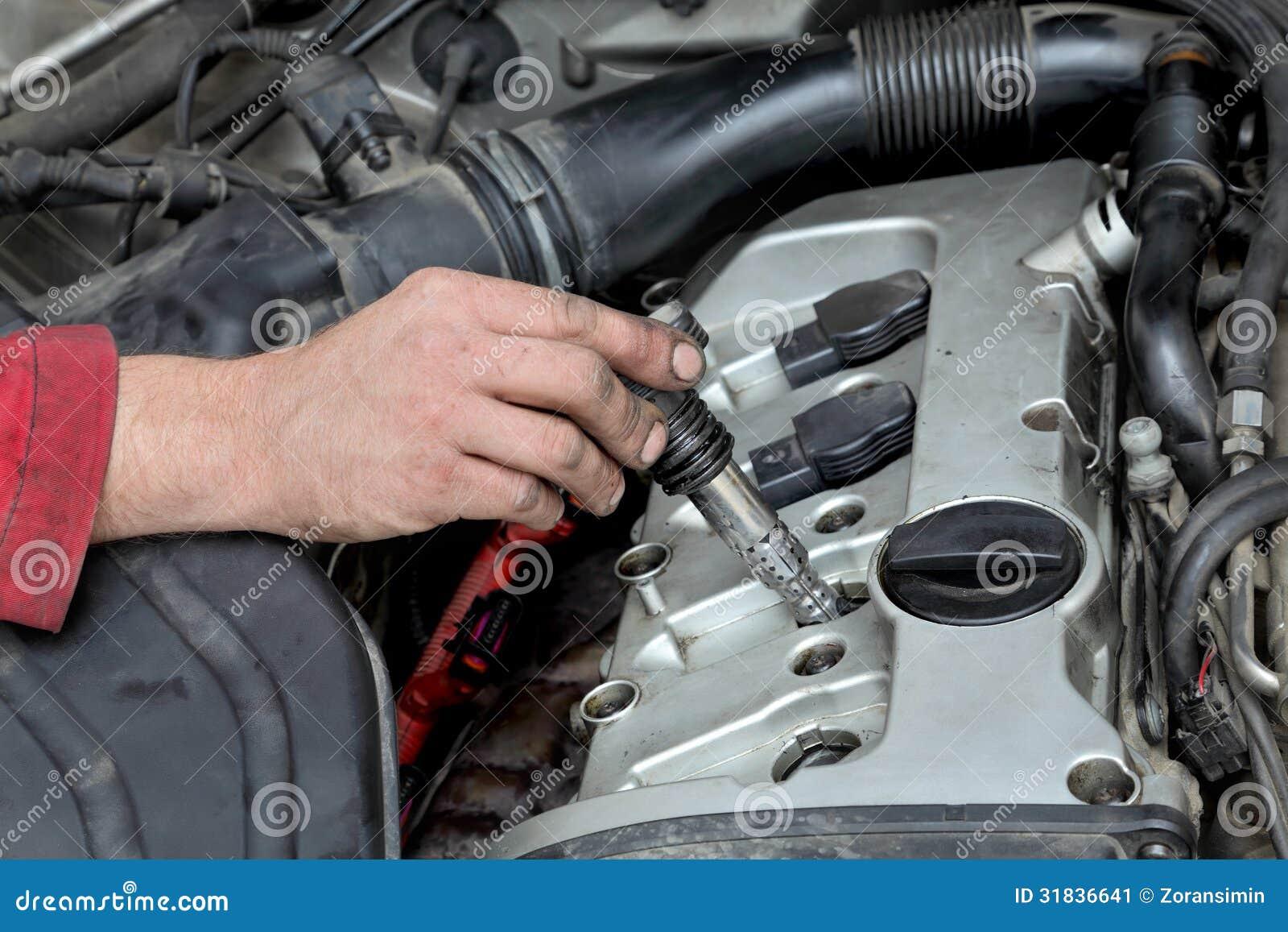 Automotriz, bobina de ignición