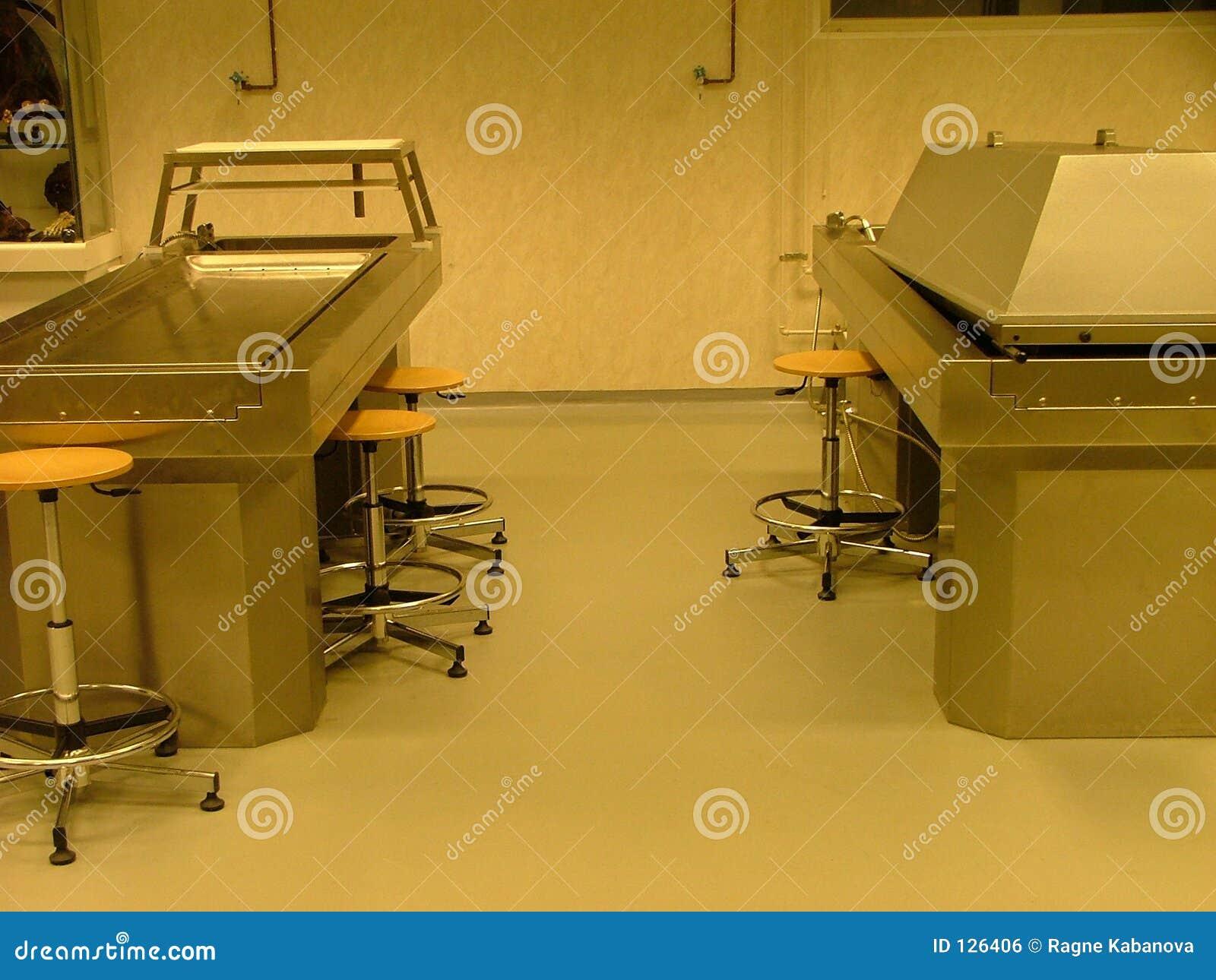 Autopsja pokój