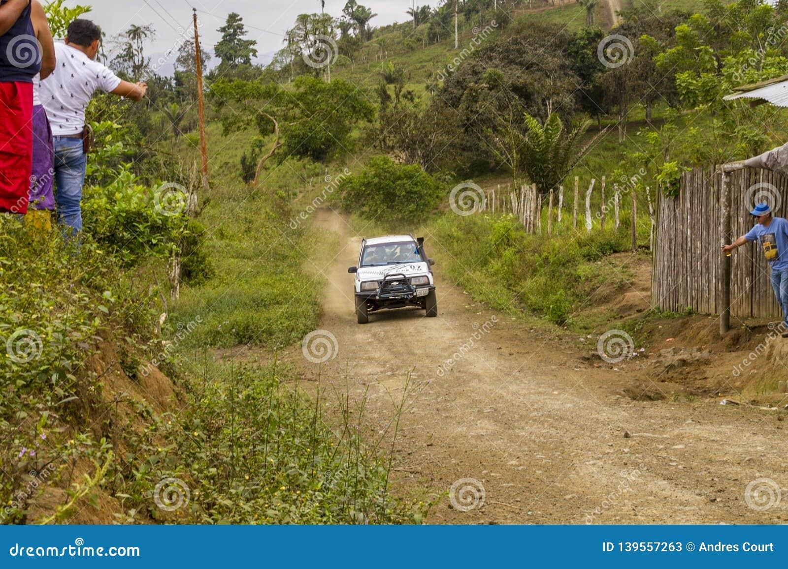 Autorennen Baja Pedernales