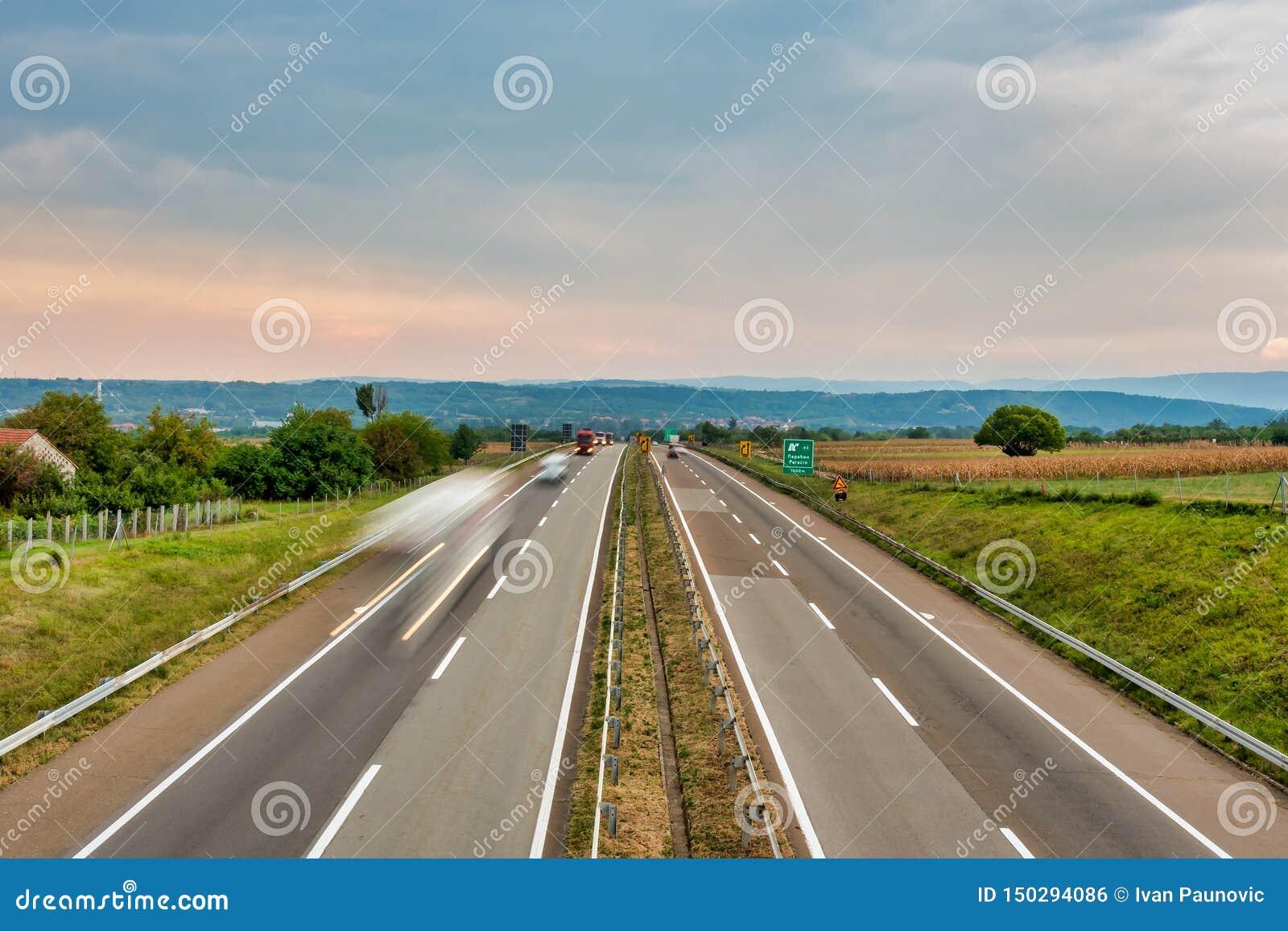 Autoroute E 75