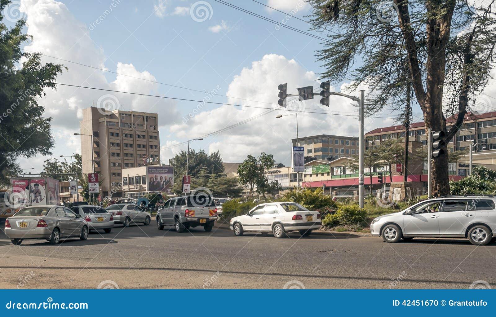 Autos in Nairobi