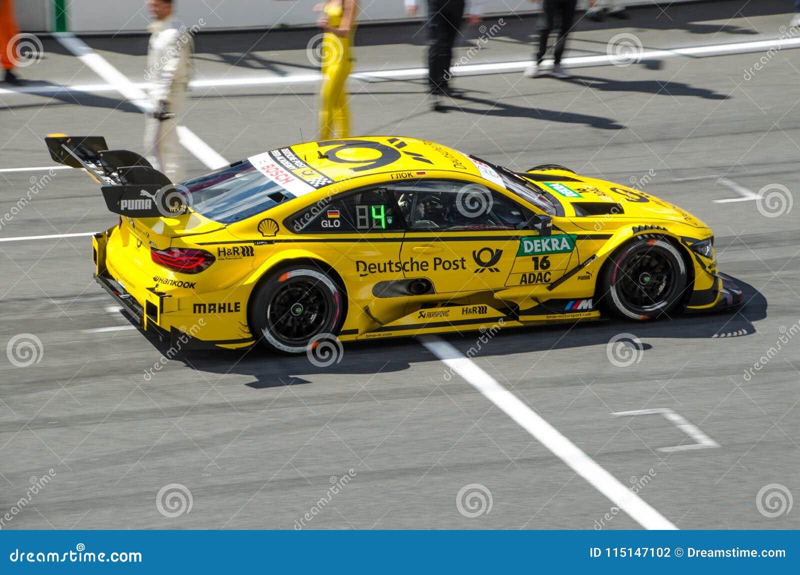 Autosport DTM MoscowRaceWay 2017 AudiTeam