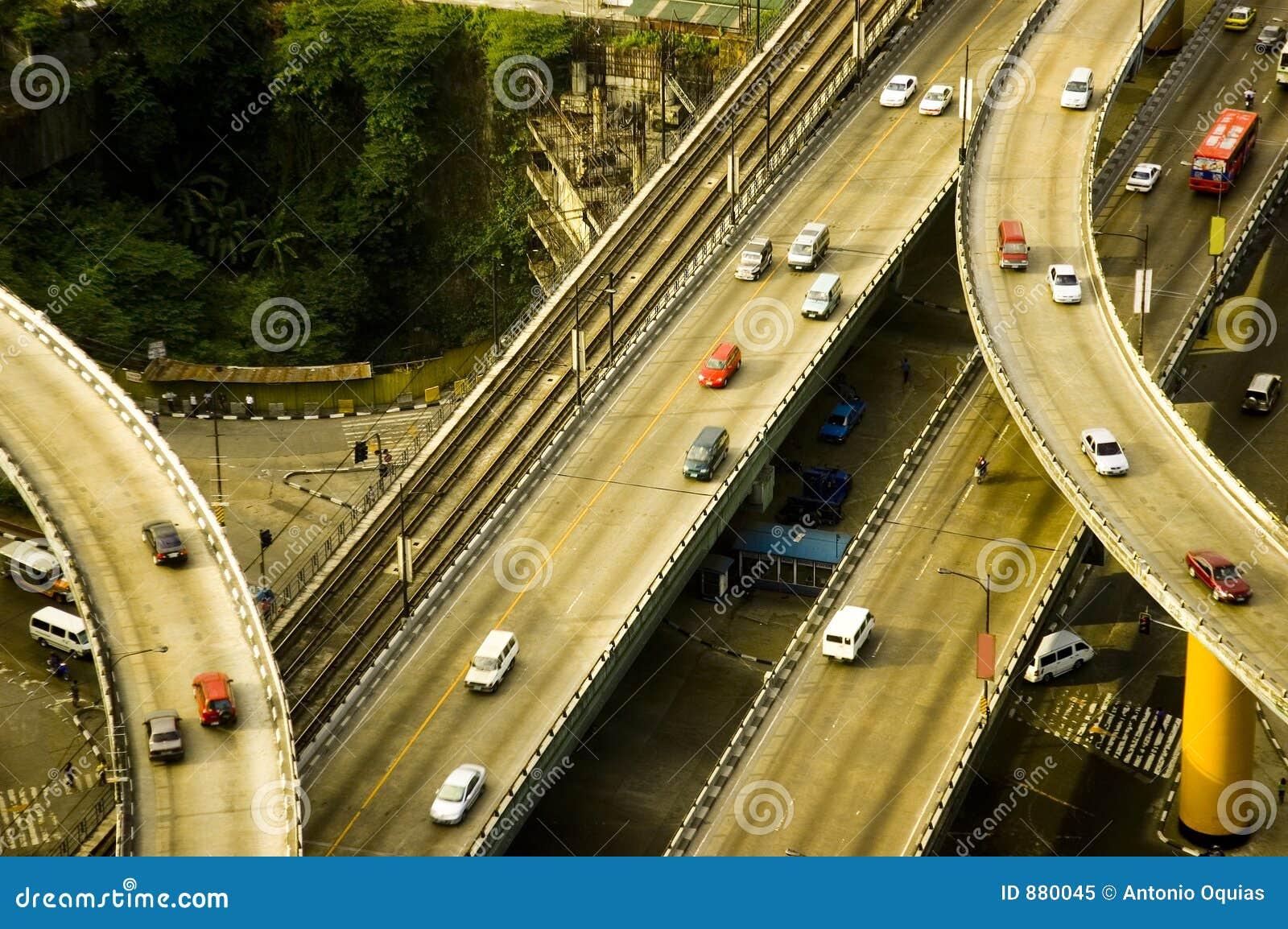 Autostrada wiadukt