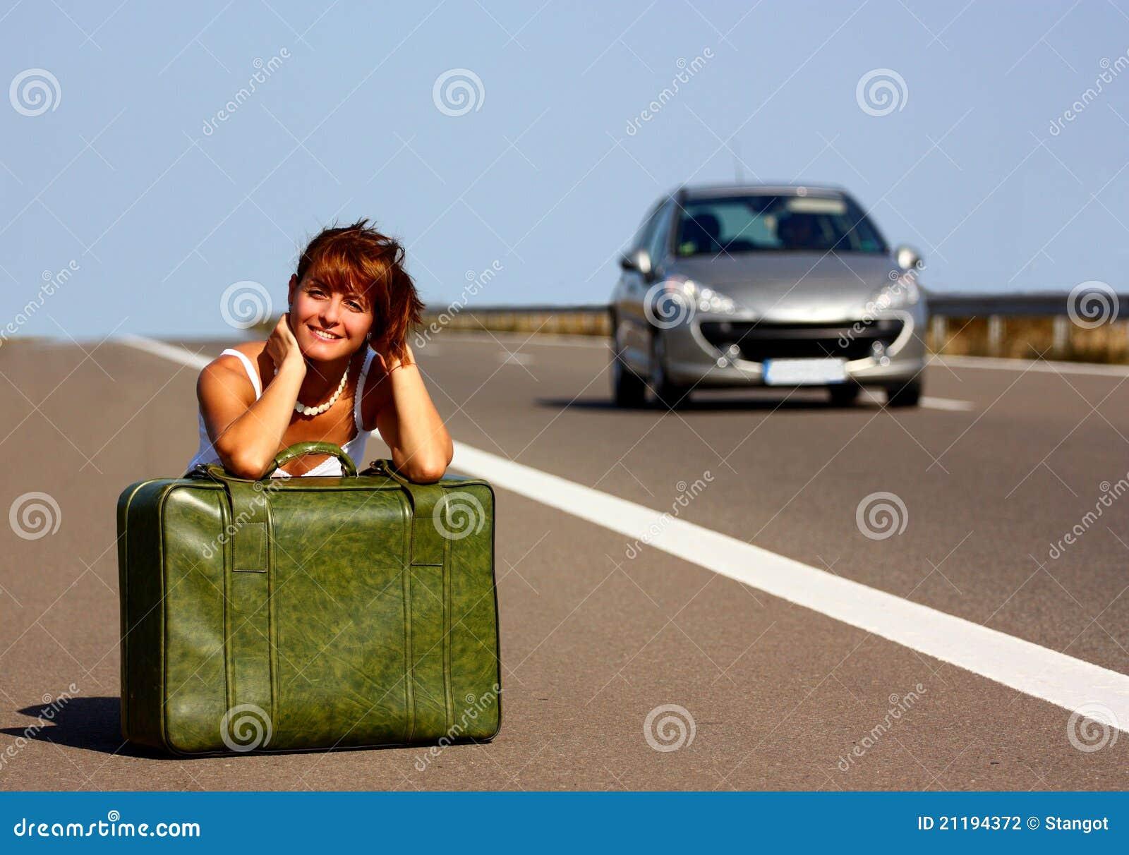 Autostrady kobieta