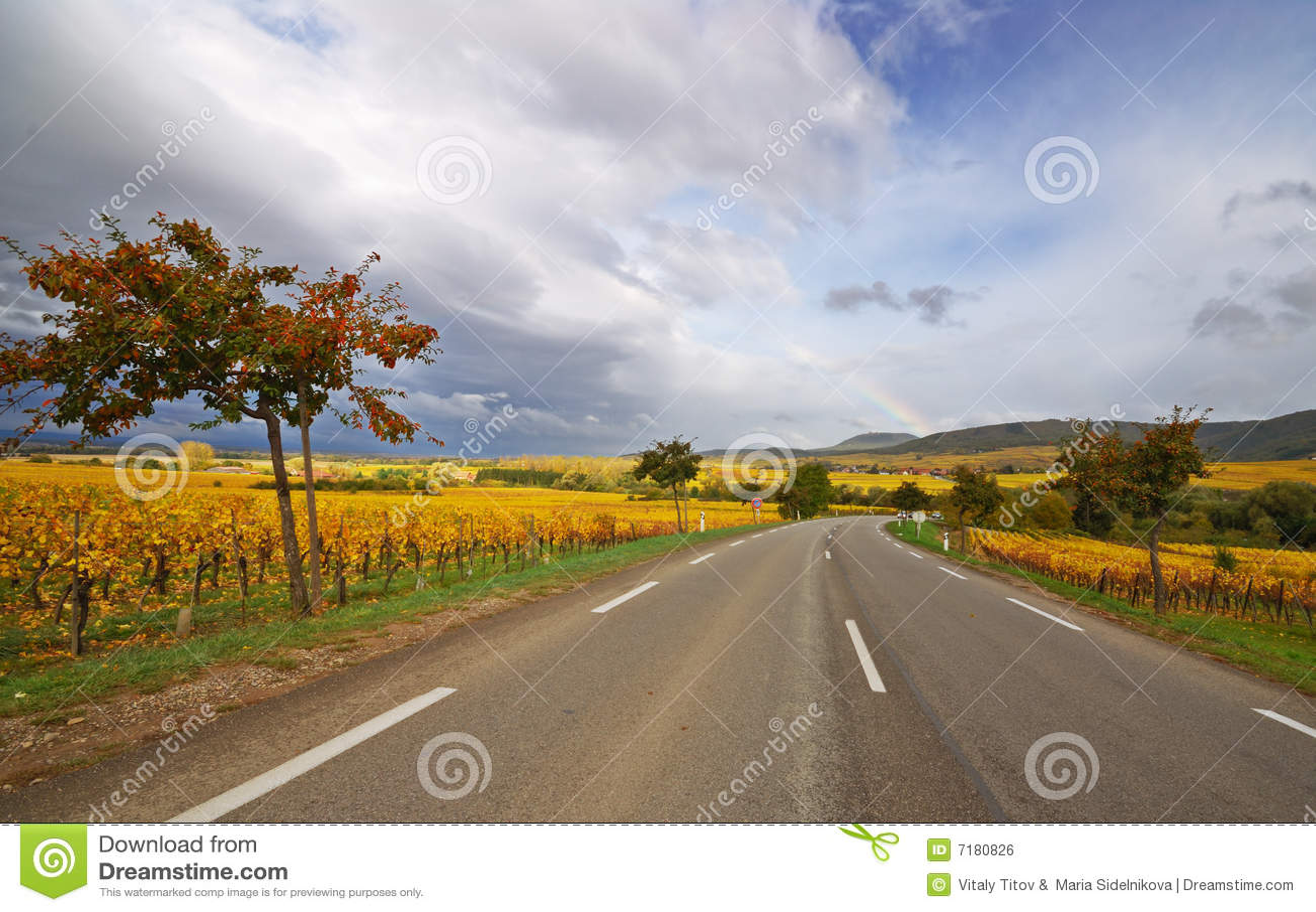 Autostrady trasy winograd