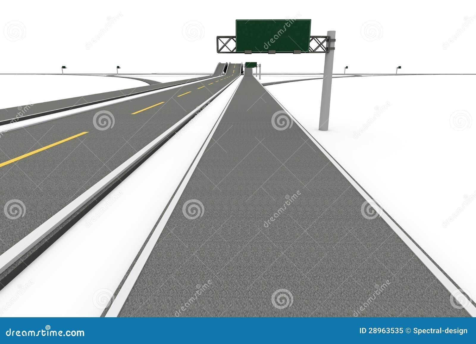 Autostrady wymiana