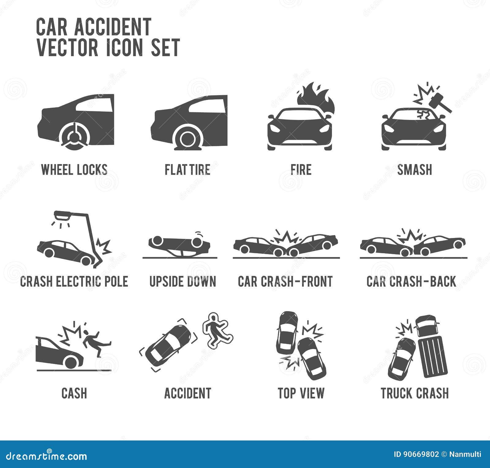 Ungewöhnlich Autounfalldiagramm Zeitgenössisch - Elektrische ...