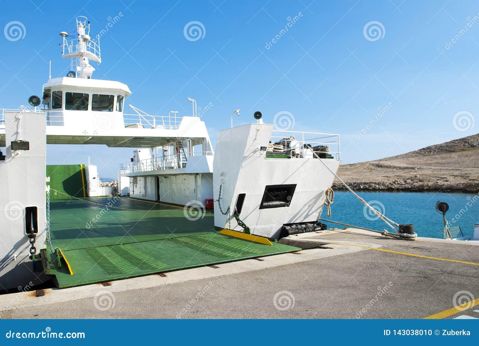 Autoveerboot