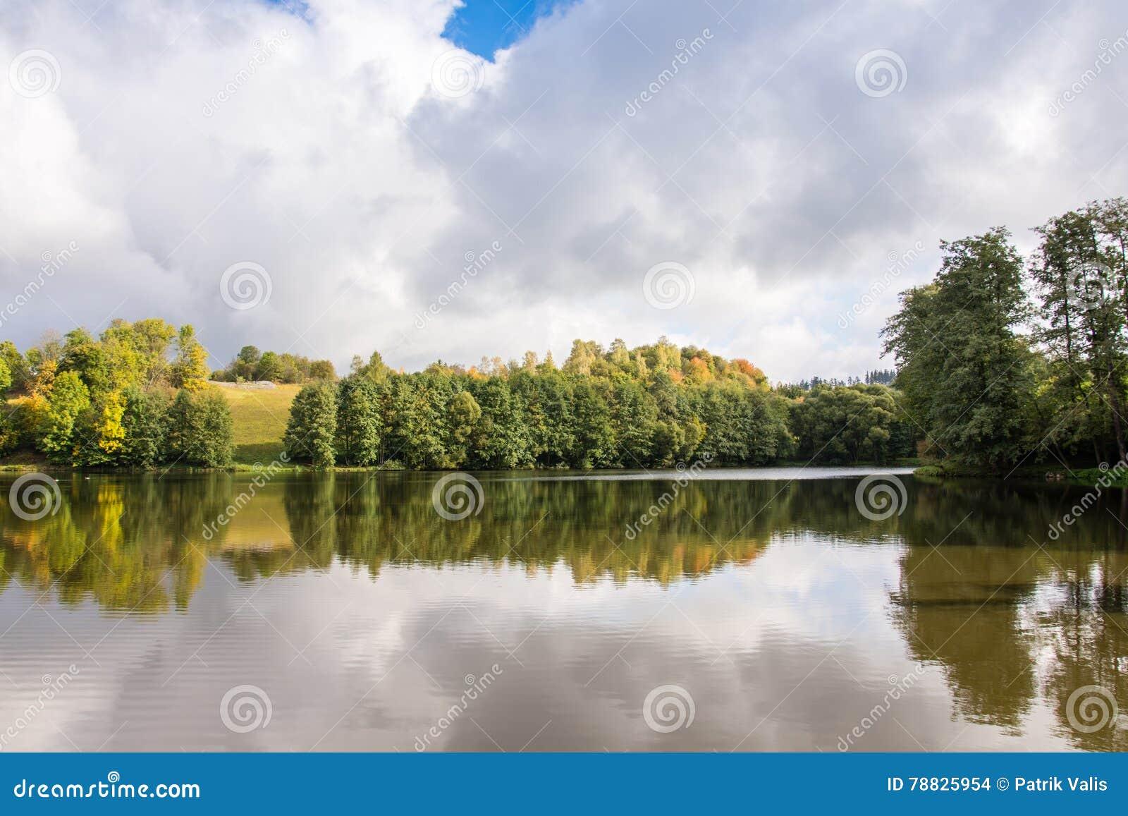 Autumn湖
