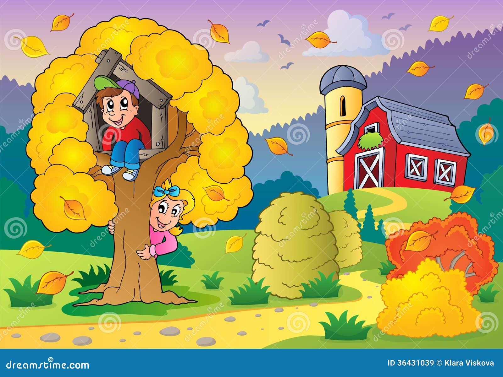 Autumn activity theme 2