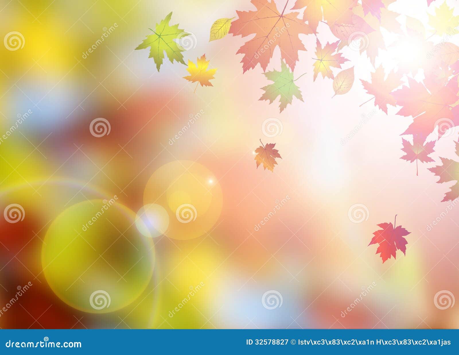 Autumn Background Royalty Free Stock Photography Image