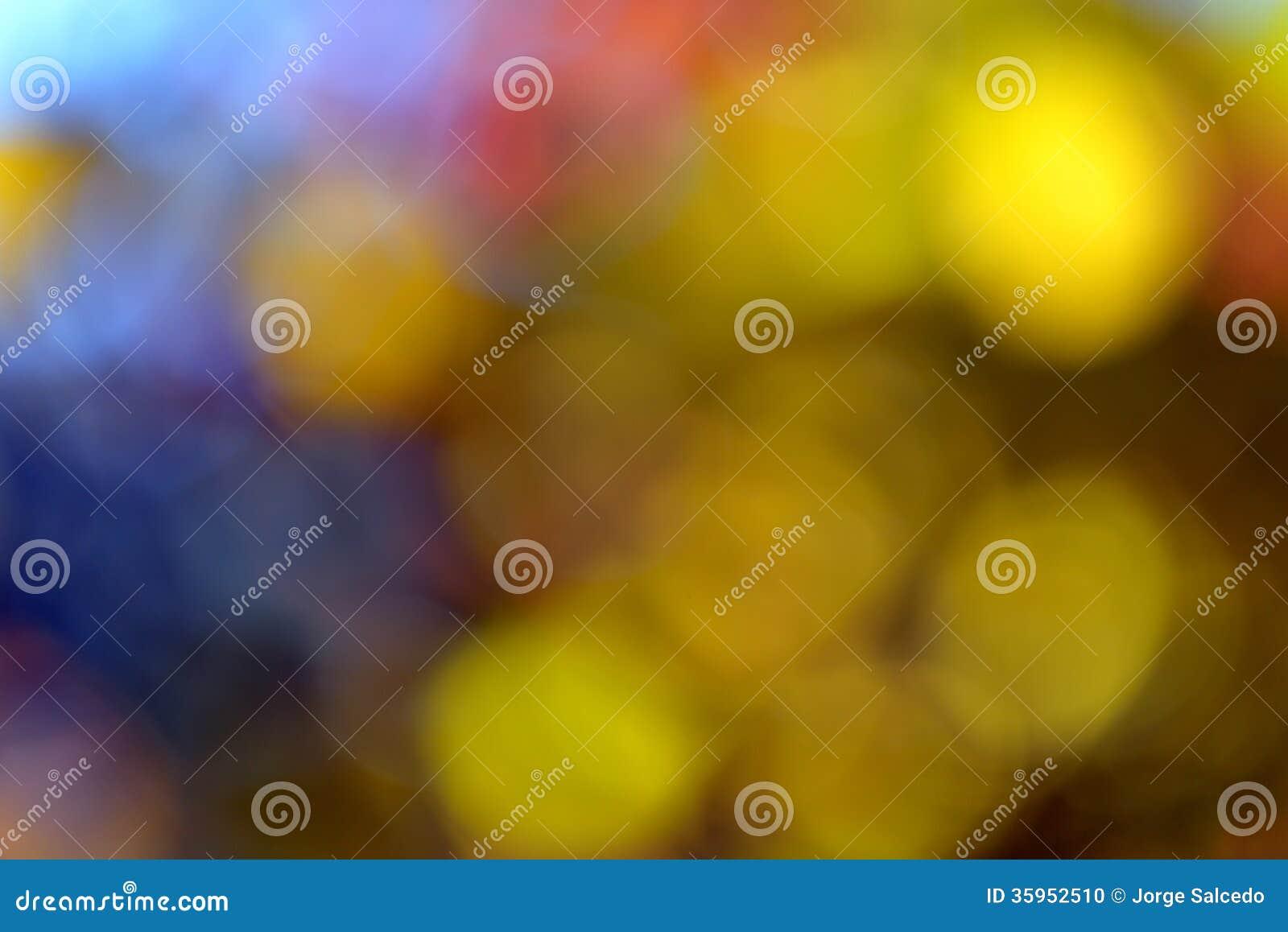 Autumn Background Blur