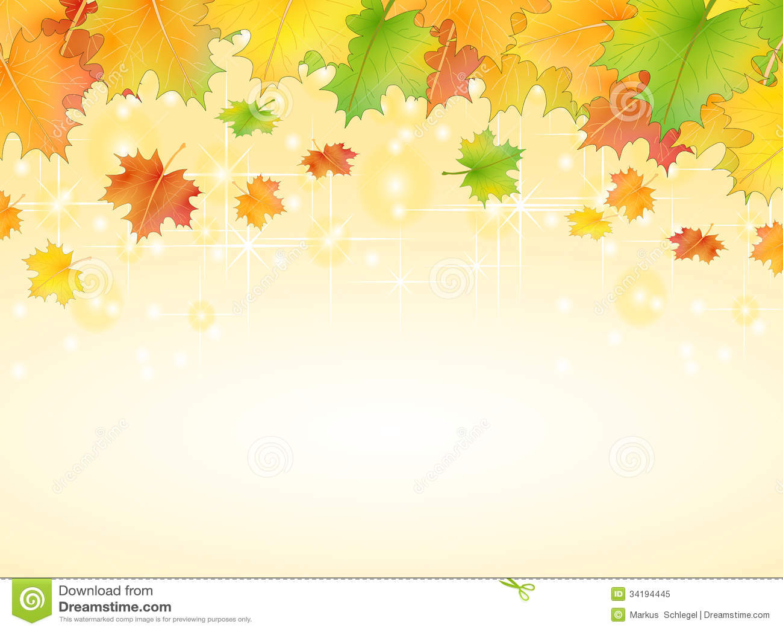 Autumn Background Roya...