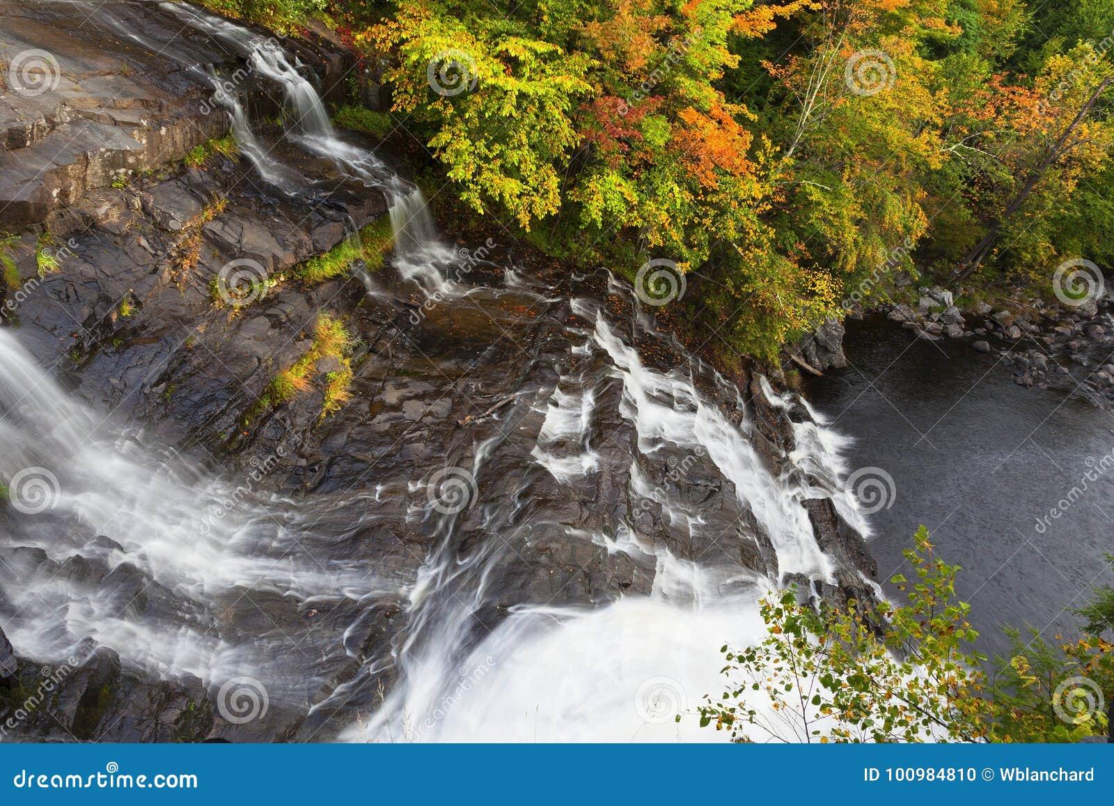 Autumn At Barberville Falls