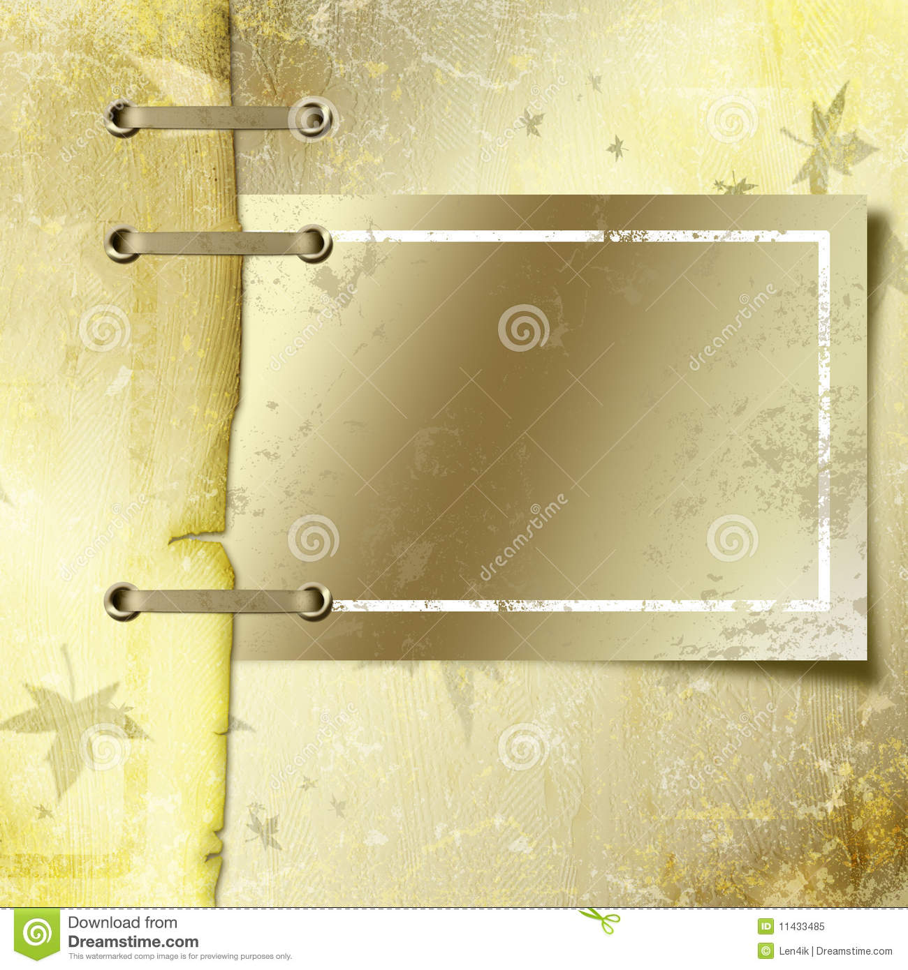 Book Cover Background Free ~ Autumn book cover background royalty free stock photo