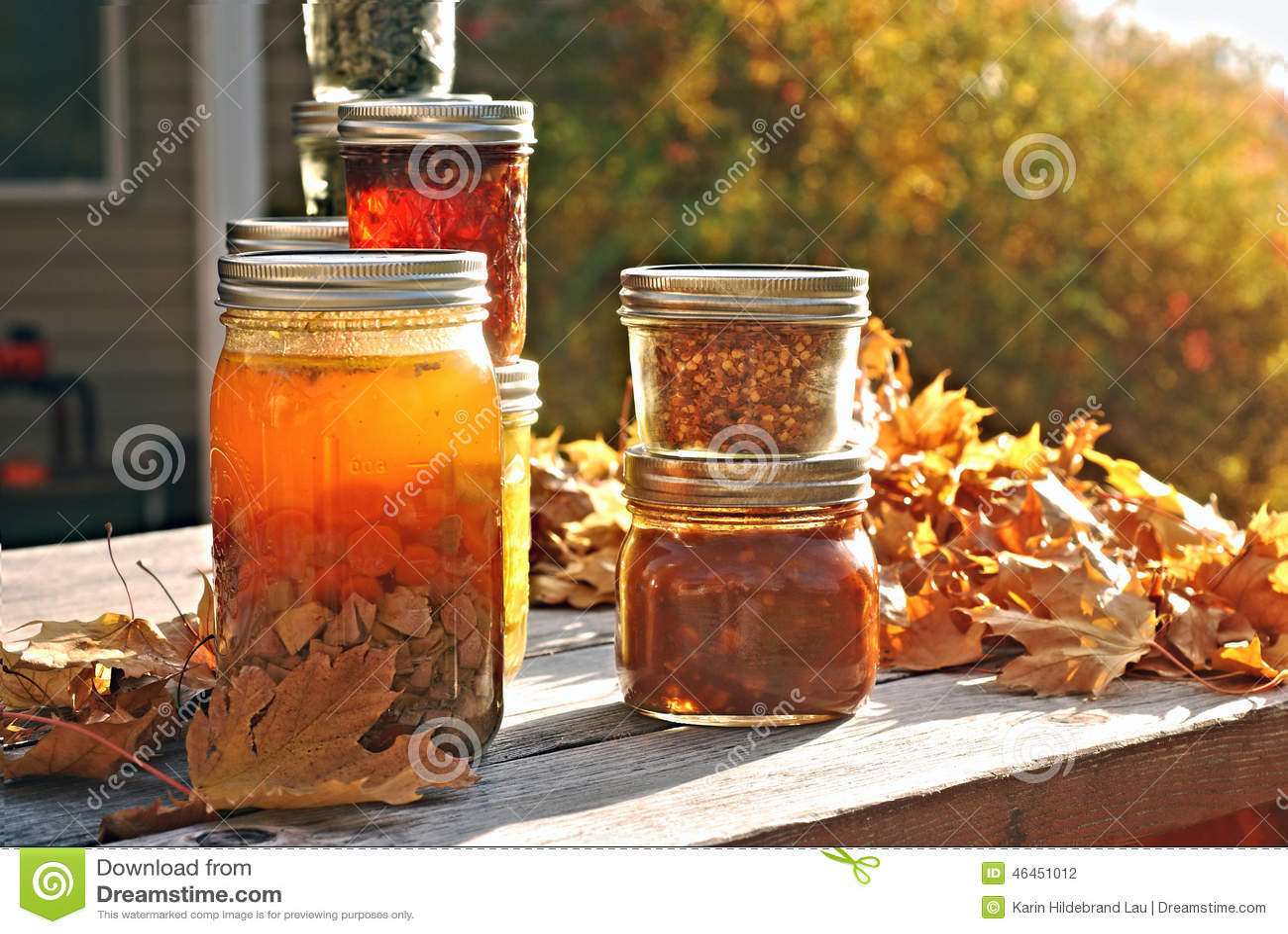 Autumn Canning