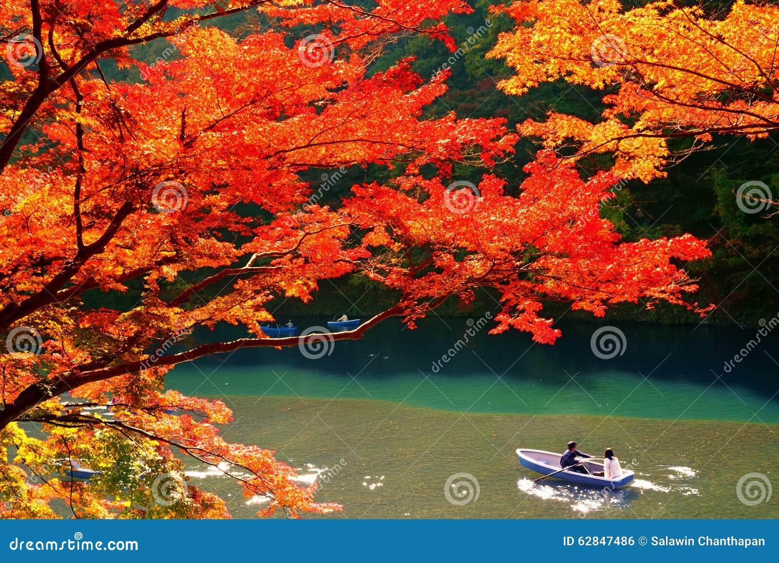 Autumn Colours In Kyoto Stock Photo Image 62847486