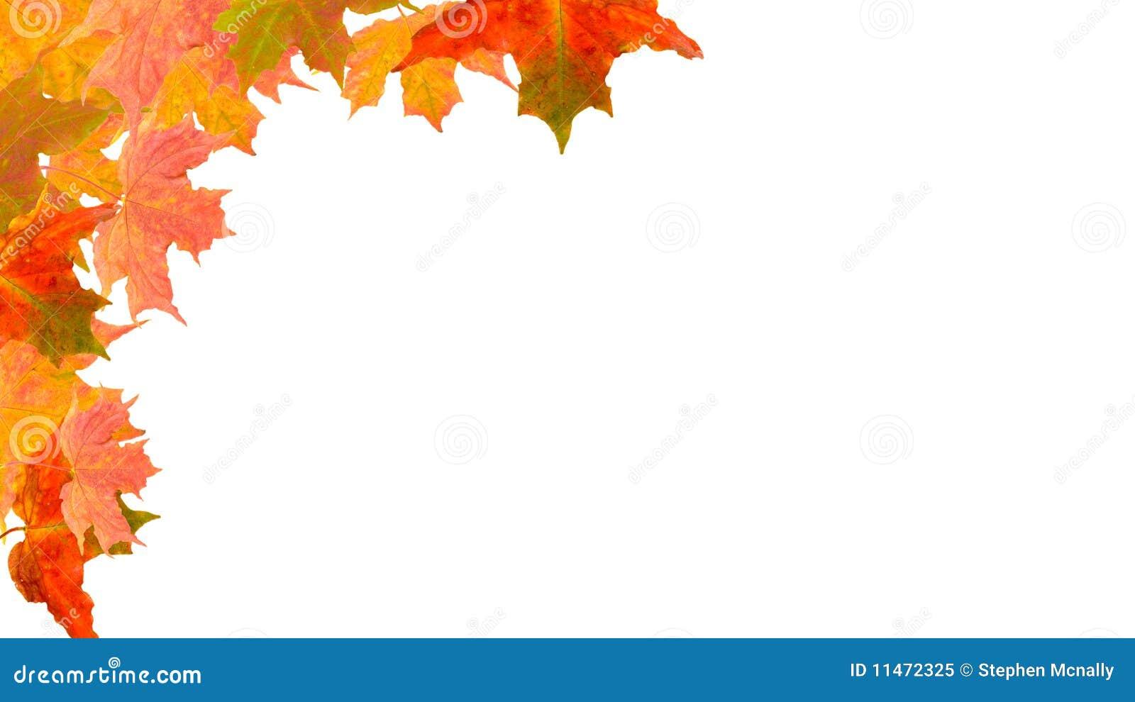 Autumn Corner Border Royalty Free Stock Photo - Image ...