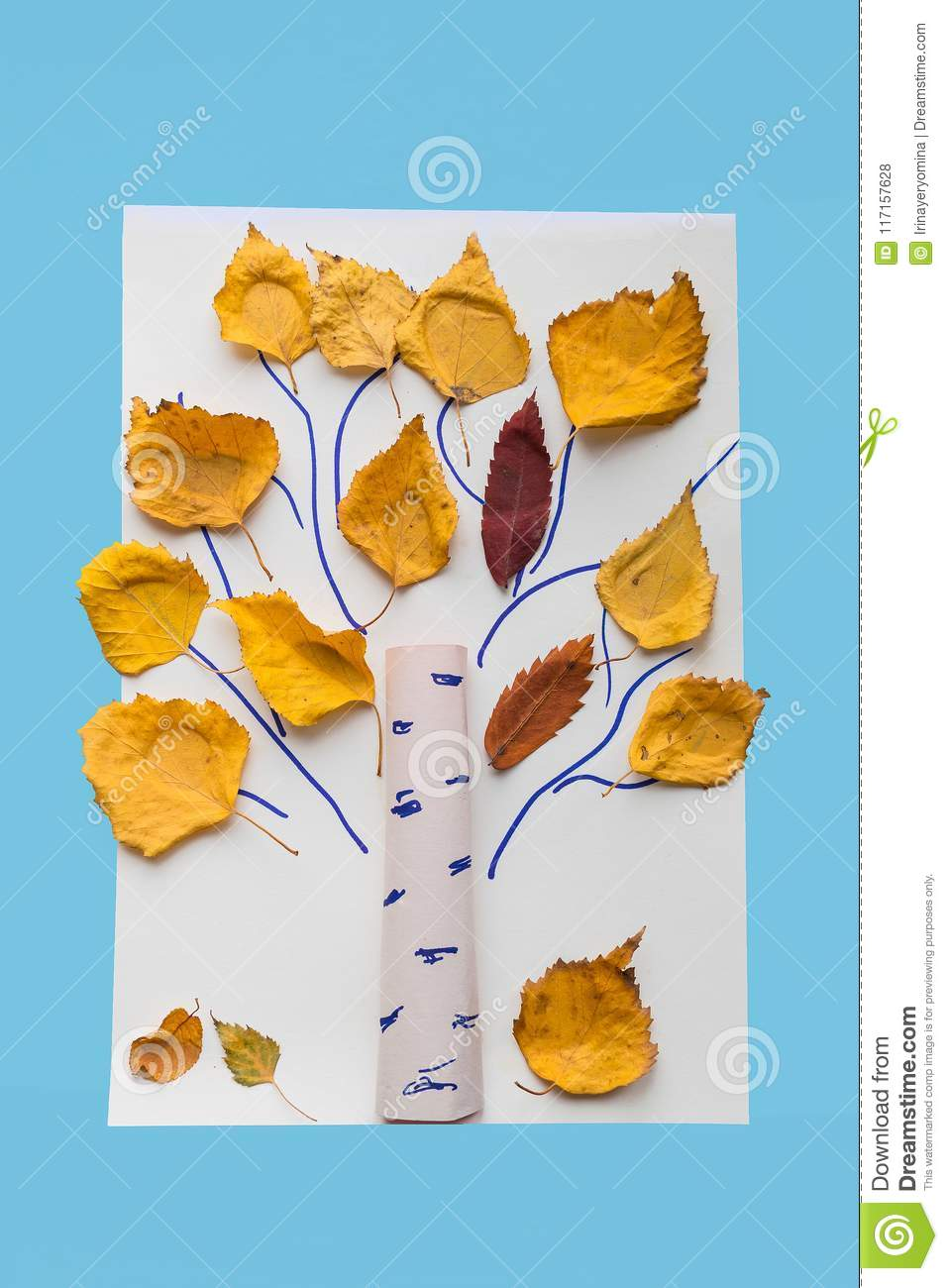 Autumn Crafts For Kids Children S Fall Crafts Made From