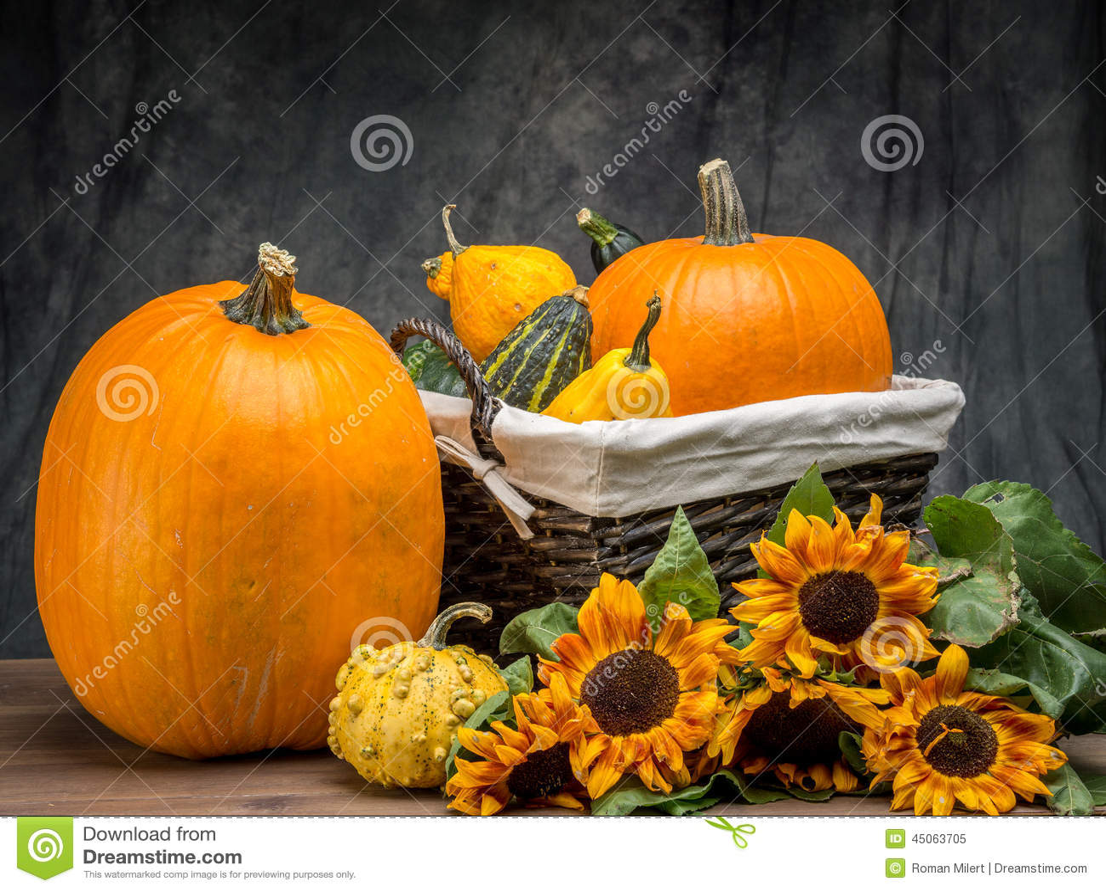 Autumn crops