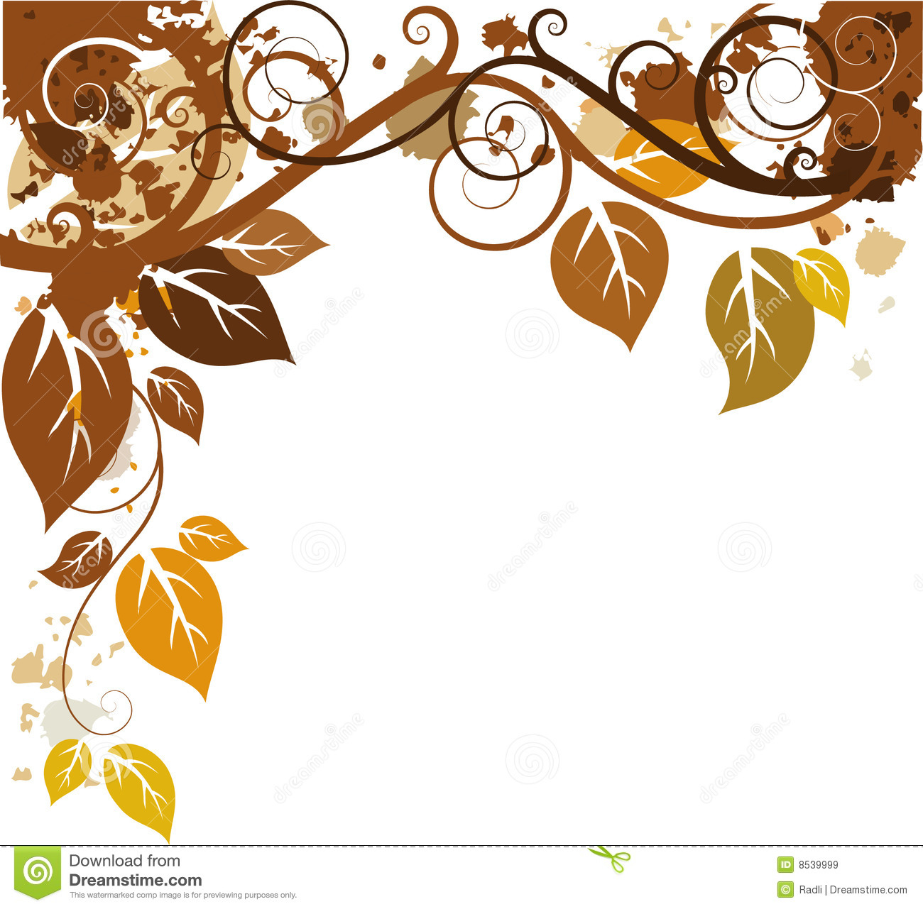 Autumn Design Royalty Free Stock Images - Image: 8539999