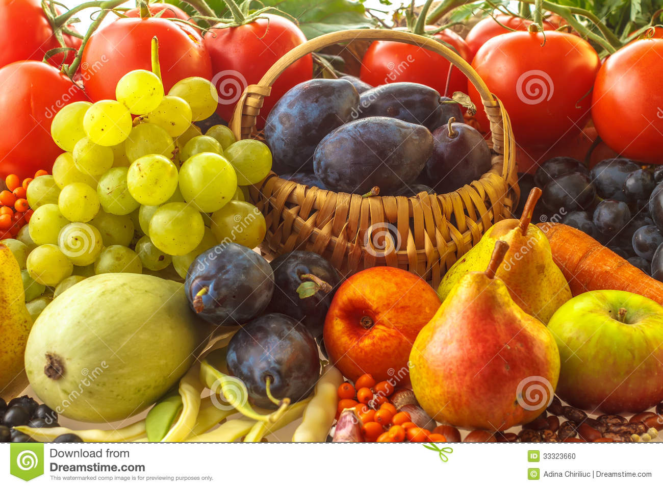 autumn fruits and vegetables stock photo image 33323660 gnome clip art free gnome clip art free