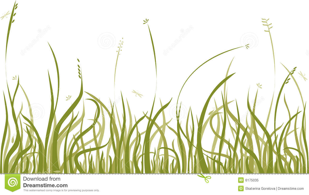 Autumn grass stock vector illustration of meadow for Designing with grasses