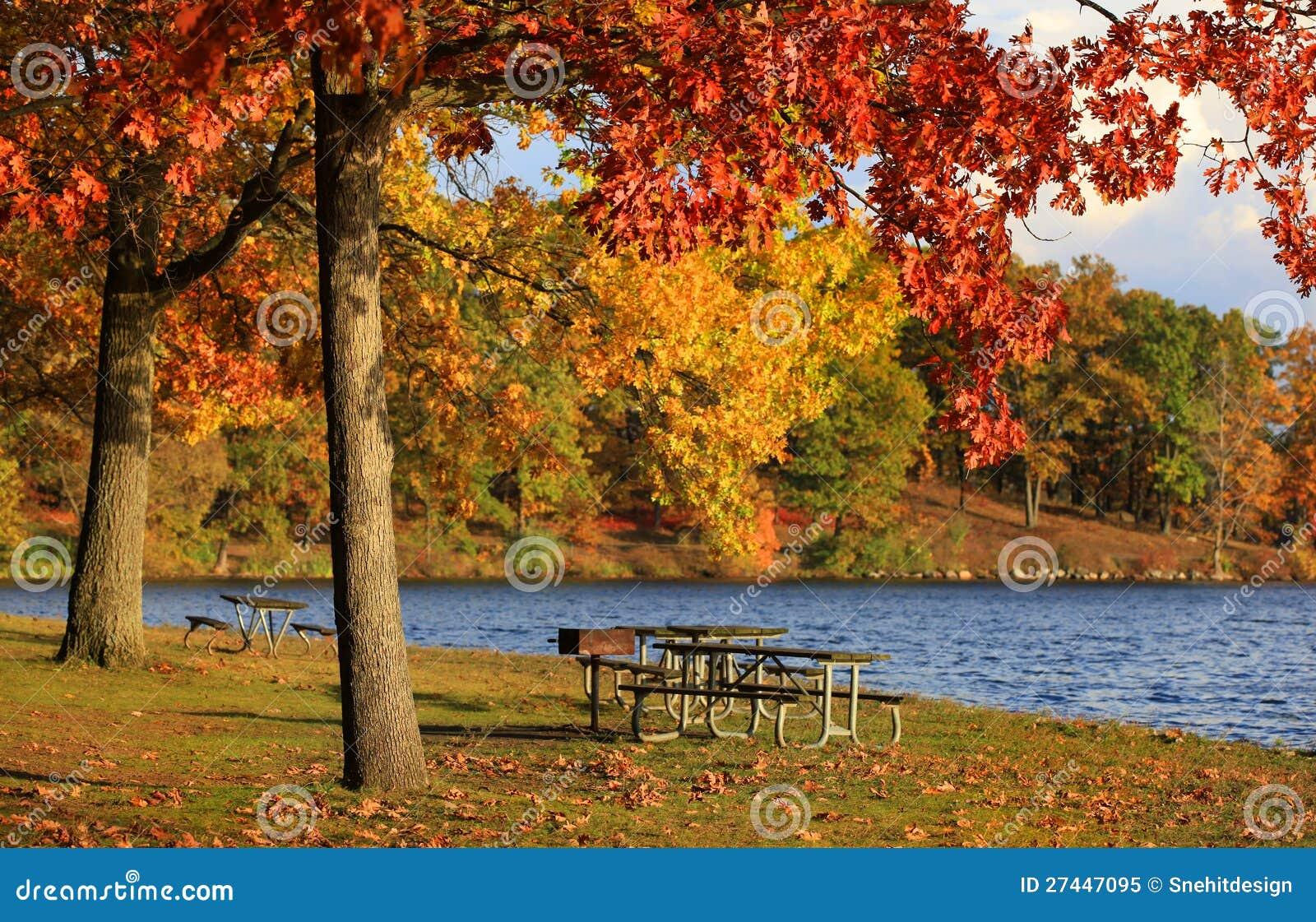 Autumn in kensington park royalty free stock photo image for Kensington park