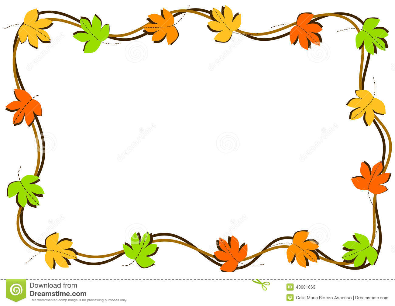 Fall Party Invitation Template for adorable invitation sample