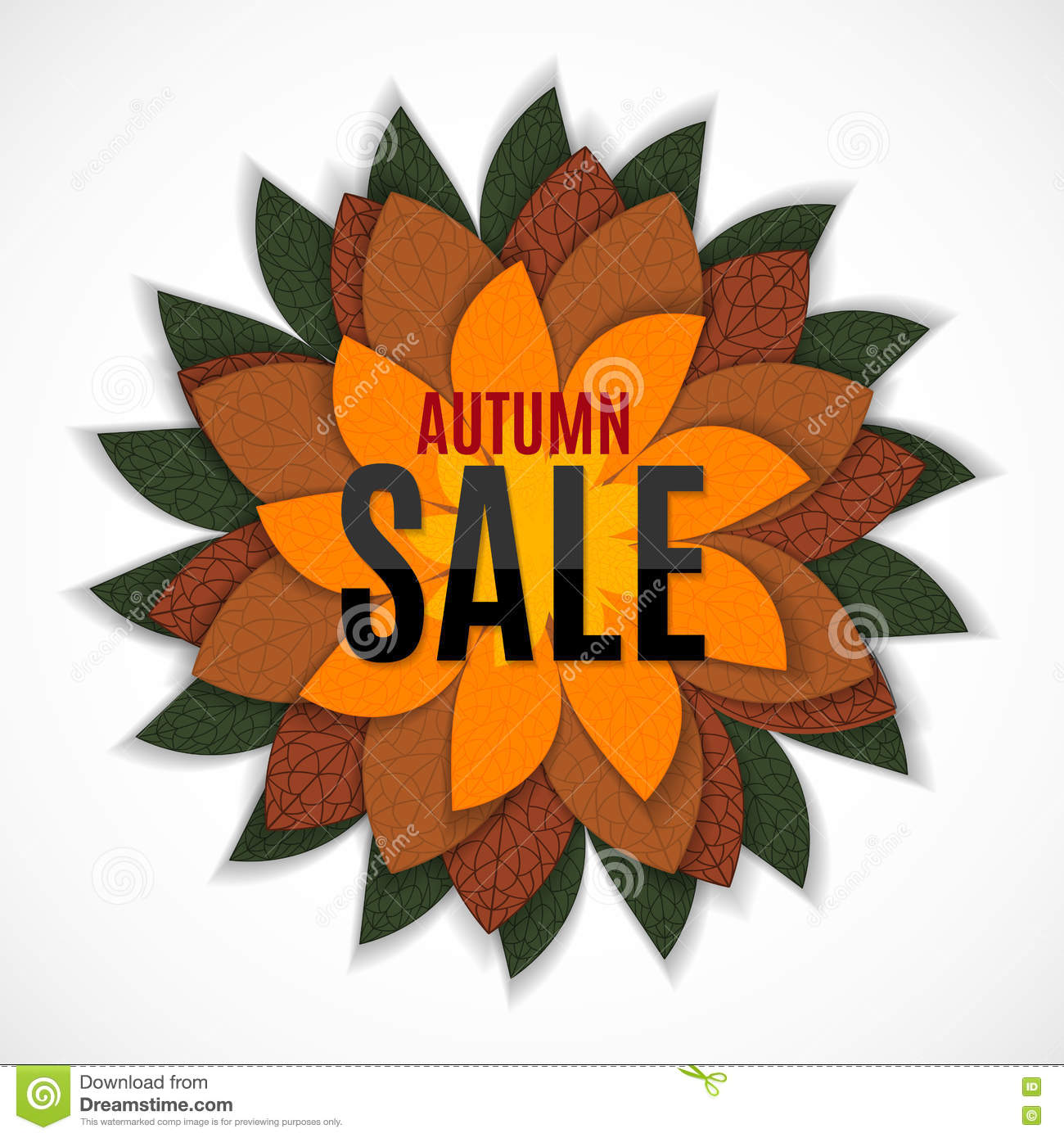 Autumn Leaves Sale
