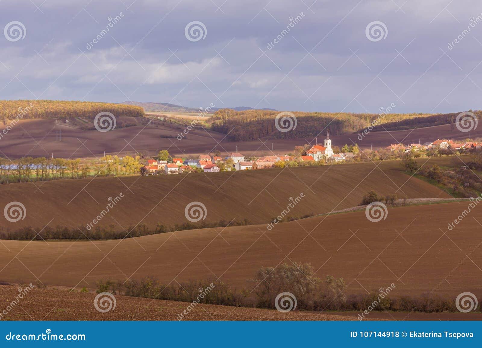 Autumn in Moravia