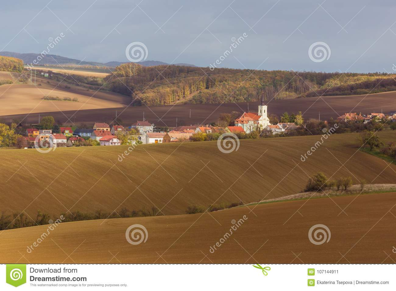 Autumn in Moravia