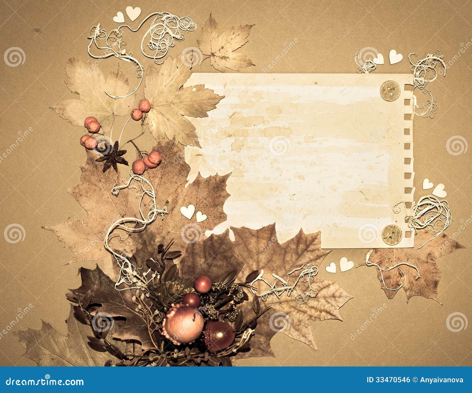 autumn leaves descriptive essay