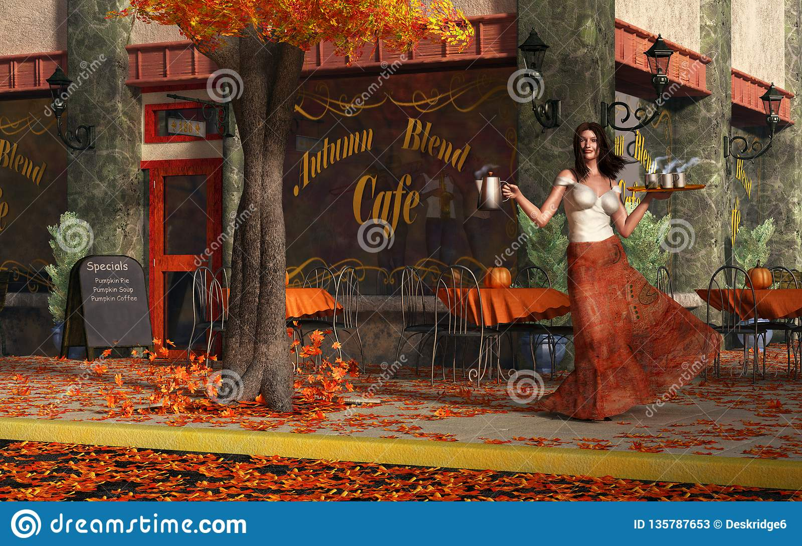 Autumn Roast Cafe