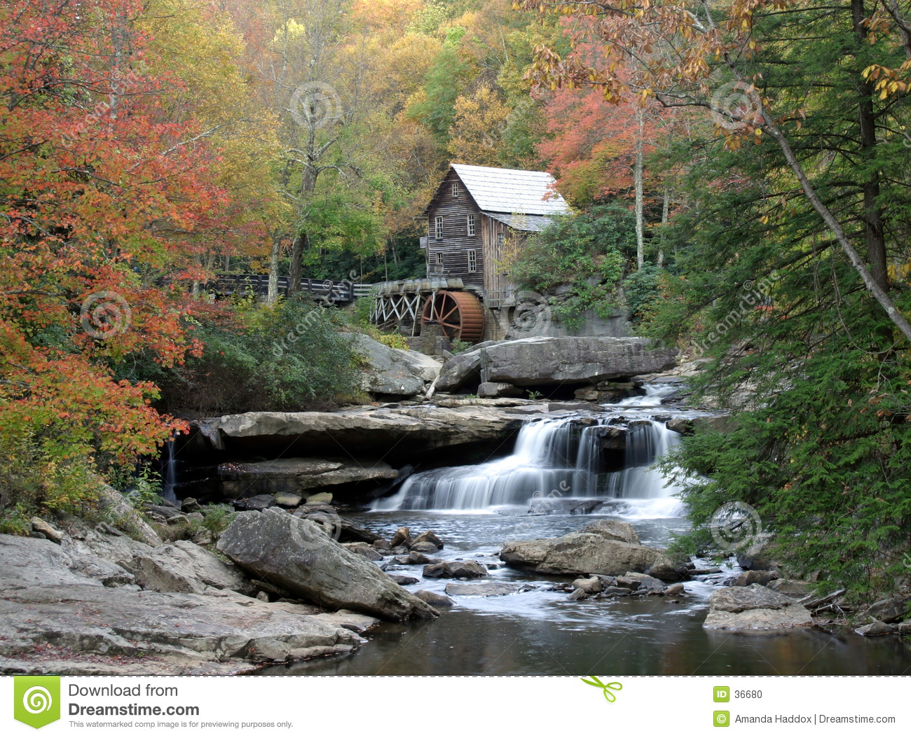 Autumn s Tranquility
