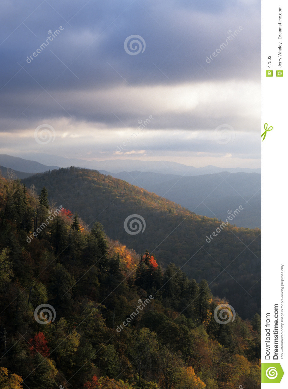 Autumn Scenic, Blue Ridge Parkway