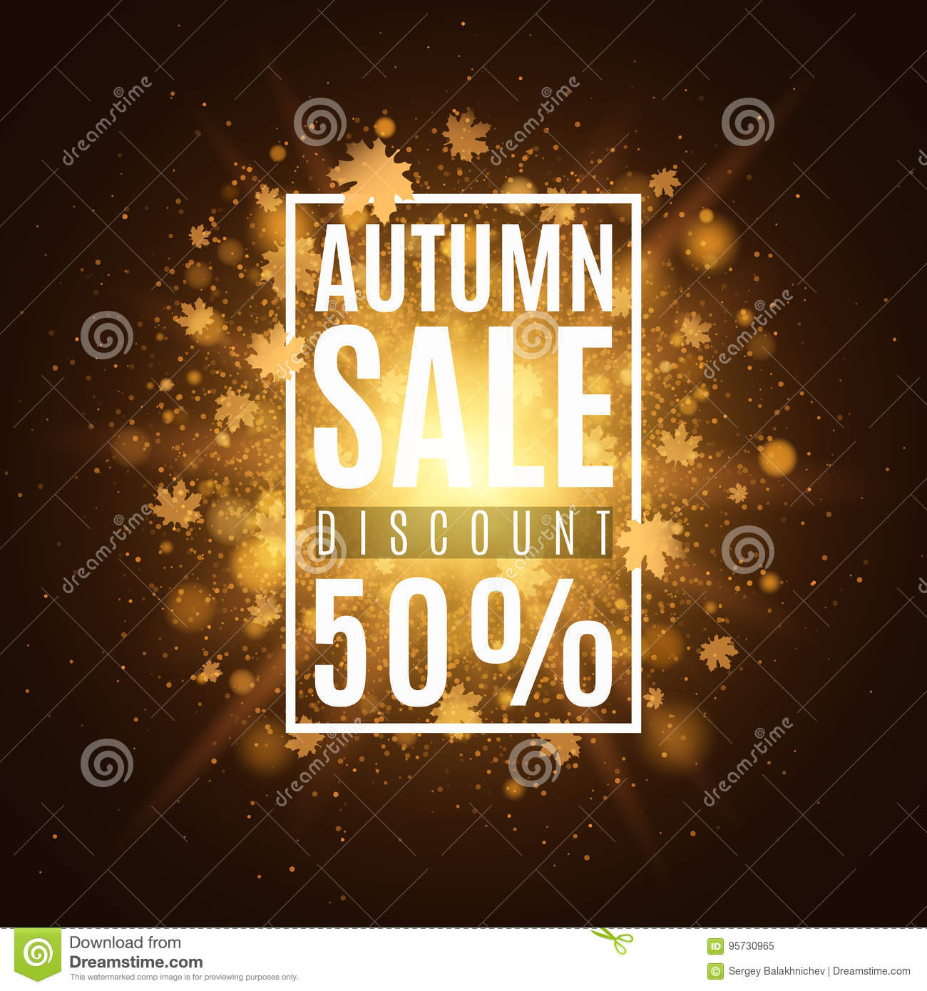 autumn super sale. sale for halloween. cover for your project. a