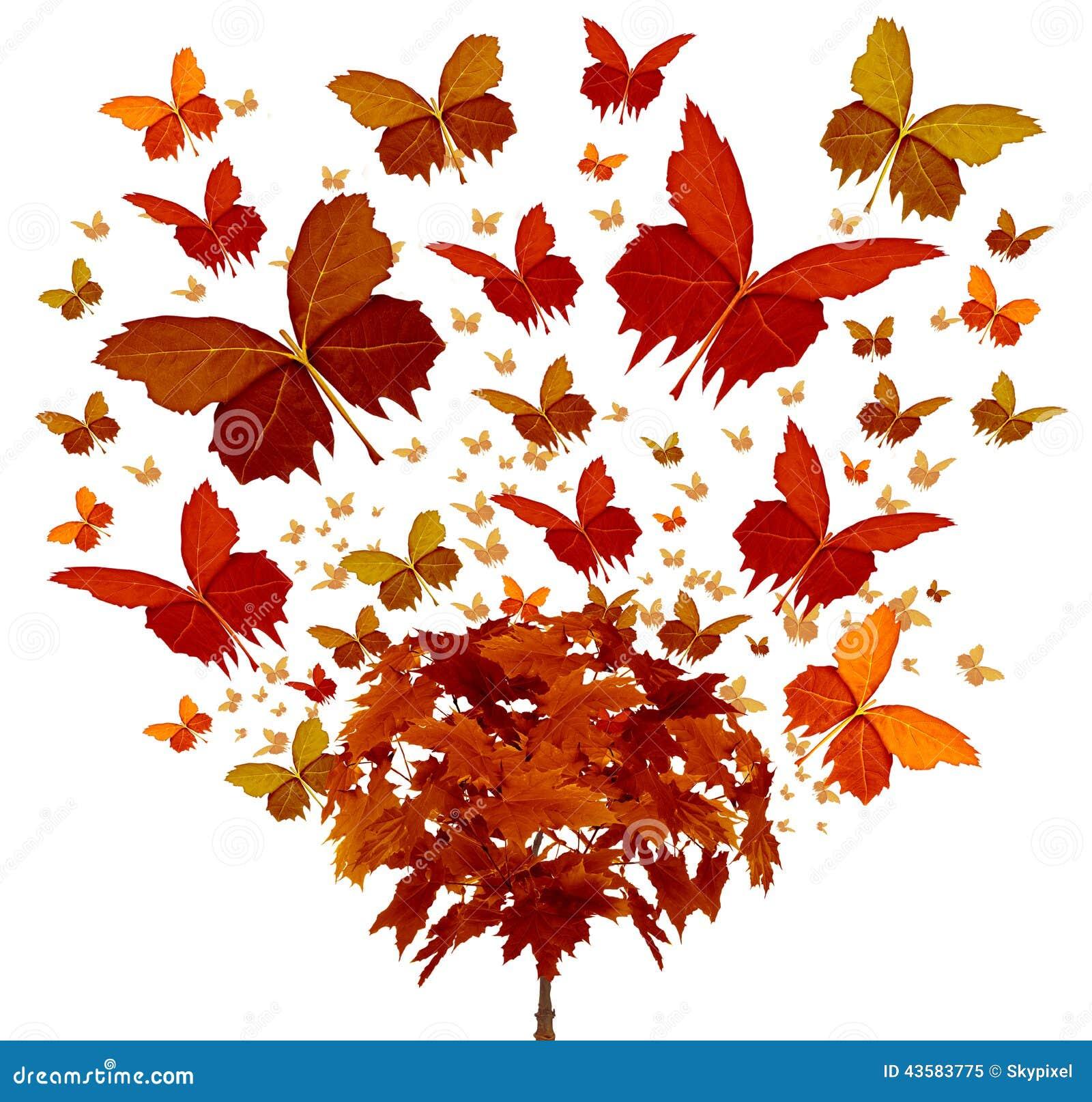 Autumn Tree Concept