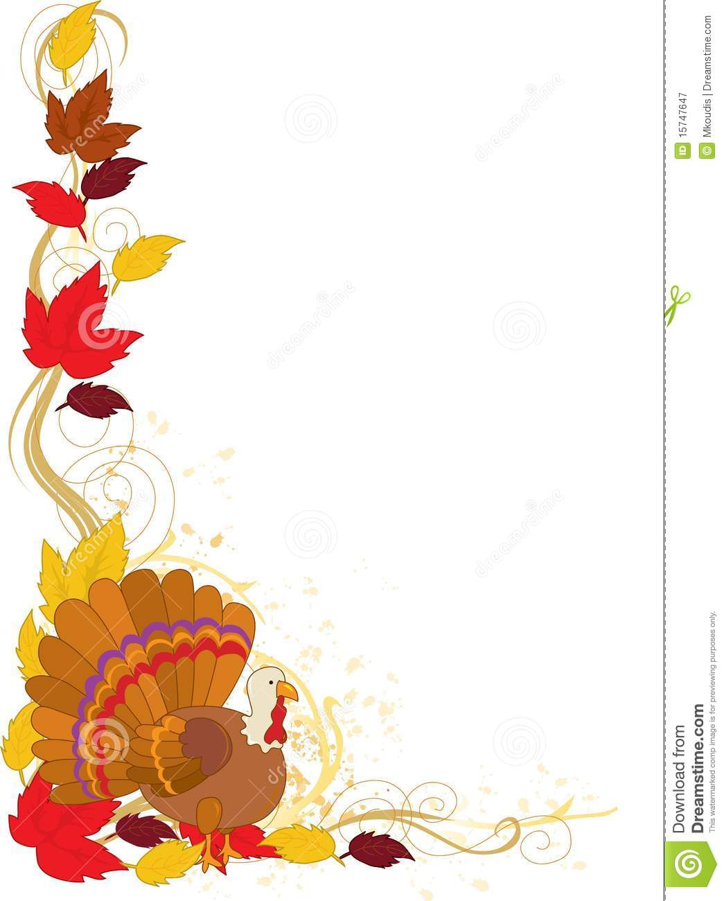Displaying 16> Images For - Thanksgiving Page Borders Microsoft Word ...